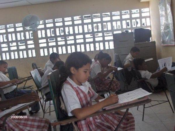 Fe  y Alegria: Examenes